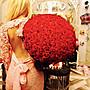 永生花- 香皂玫瑰花束- 99朵 情人 求婚 告白...