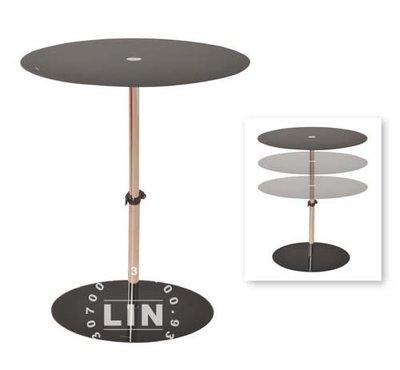 【品特優家具倉儲】R304-03餐桌洽談桌玻璃升降桌
