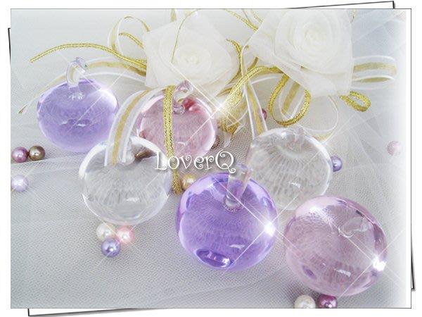 樂芙 聖誕節 平安果 水晶蘋果禮盒*婚禮小物  禮品盒 喜糖盒 蒂芬妮 經典藍 湖水綠 文鎮 裝飾品