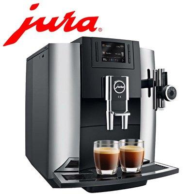 瑞士Jura  優瑞 Chrome E8 全自動 咖啡機  磨豆機 15097 全新 空運
