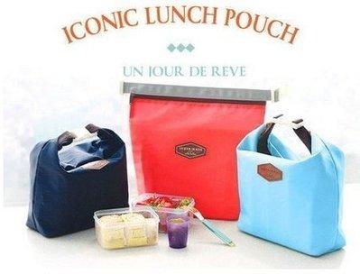 【東京數位】全新 3色 韓版多功能保溫包 冰包 保鮮袋 隨身拉鍊收納袋