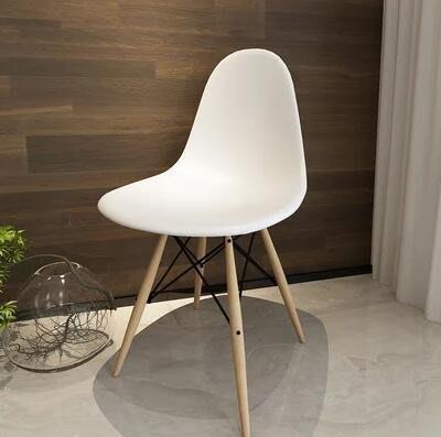 『格倫雅』伊姆斯椅子現代簡約北歐椅創意休閑辦公椅餐椅家用靠背成人書桌椅^7701