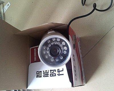 戶外USB外智能攝錄一體機 智慧插TF卡 夜視監控器 攝像 免佈線監視器 邊充邊錄 循環