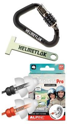 [合購省60元]  Helmetlok(含 T-bar) +  MotoSafe Pro