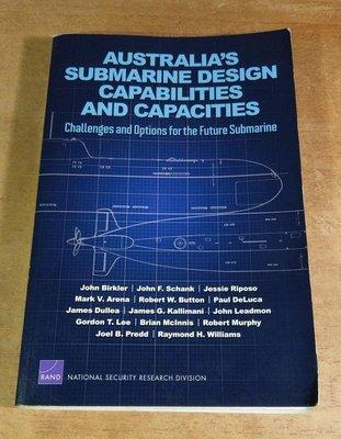 Australia's Submarine Design Capabilities Capacities│七成新