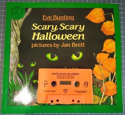 Scary,scary Halloween 附錄音帶