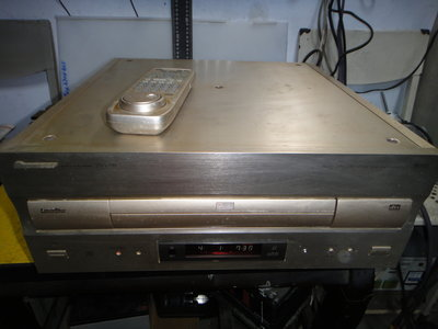 [三豐賣場]\PIONEER  DVL-9高級播放機