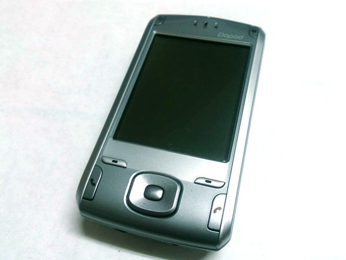 ☆寶藏點☆Dopod 838 PDA 手機 附萬用充+電池+耳機+皮套  2.8 吋觸控螢幕 功能正常  jj105