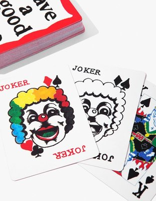 【posa】(現貨) have a good time x Bicycle® Playing Card  聯名 撲克牌