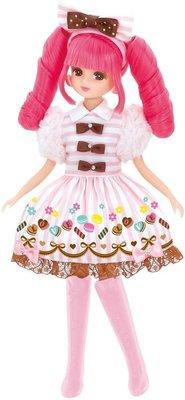 莉卡娃娃 LD-14 粉紅點心_ LA 46927原價995元 永和小人國玩具店