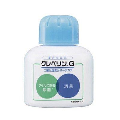 現貨-🇯🇵日本製大幸Cleverin 加護靈 對抗病毒-置放型凝膠(日本境內版)150g優惠價$669