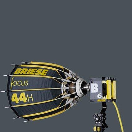 【凱西影視器材】Briese light Focus.2 44cm+燈頭套組/全球最頂級棚燈系統