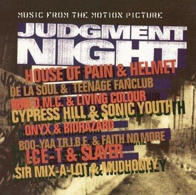 【黑膠唱片LP】JUDGMENT NIGHT---MOVLP232