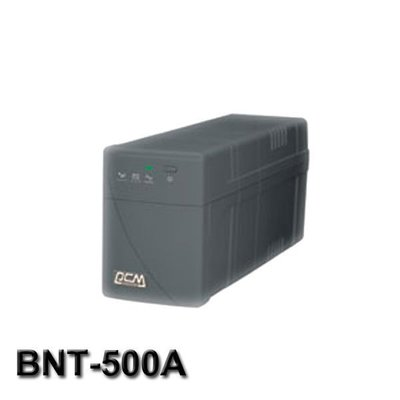 【MR3C】現貨 含稅有發票 PCM科風 黑武士系列 BNT-500A 500VA 在線互動式不斷電系統 新竹市