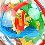 ◎寶貝天空◎【NG商品 118關立體迷宮球】 魔幻智力球,飛碟迷宮球,3D迷宮球,智力魔球,益智玩具遊戲桌遊,NG商品