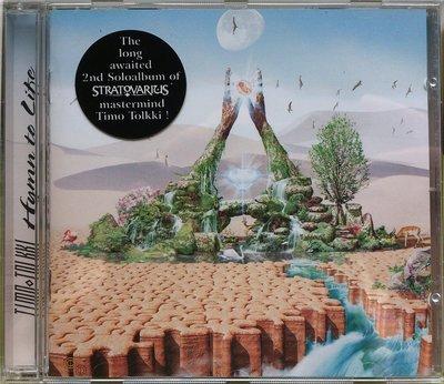 Timo Tolkki - Hymn To Life 二手德版