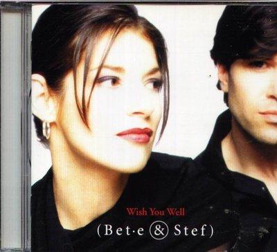 八八 - Bet.e & Stef - Wish You Well - 日版