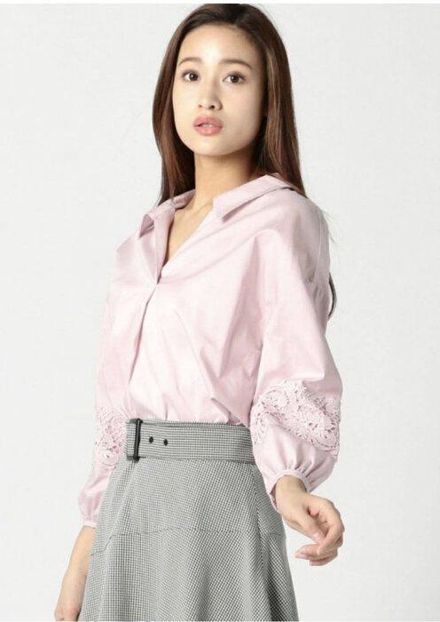 ☆UeF☆日本MISCH貴牌別緻OL寬鬆棉襯衫