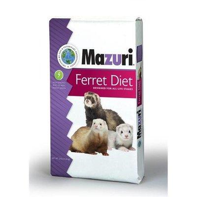 美國 MAZURI 5M08 寵貂飼料 1公斤 分裝版
