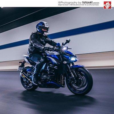 TUTU圖圖車貼 Z1000輪轂貼 17寸摩托車輪轂安全反光貼 細條款反光