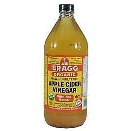 新貨到  BRAGG 蘋果醋 (946ml 大瓶裝) 12瓶再優惠
