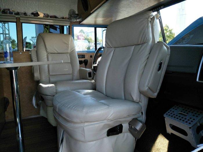 DJD19070556 DODGE 道奇小巴士 皮椅改裝/訂製服務 依需求報價