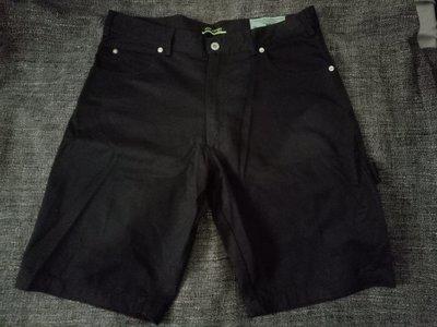 ROCKSTEADY  黑色 工作短褲