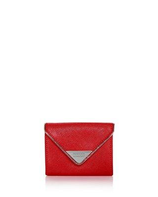 美國名牌Rebecca Minkoff Card Case專櫃款防刮皮革信用卡鑰匙零錢包現貨在美特價$1780含郵