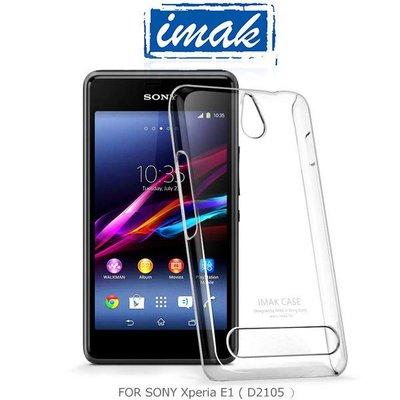 *PHONE寶*IMAK SONY Xperia E1 D2105 羽翼水晶保護殼 透明保護殼 硬殼 保護套