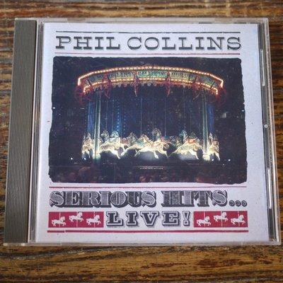 【午後書房】Phil Collins│Serious Hits…Live 171015-20 C3