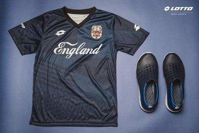 Lotto世足賽英格蘭紀念足球衣