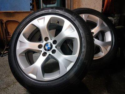 BMW E84 X1 原廠317 17吋鋁圈含胎..E36 E46 E90 F30 F31..
