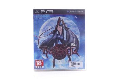【橙市青蘋果】PS3:魔兵驚天錄 Bayonetta 英日文合版 #15916