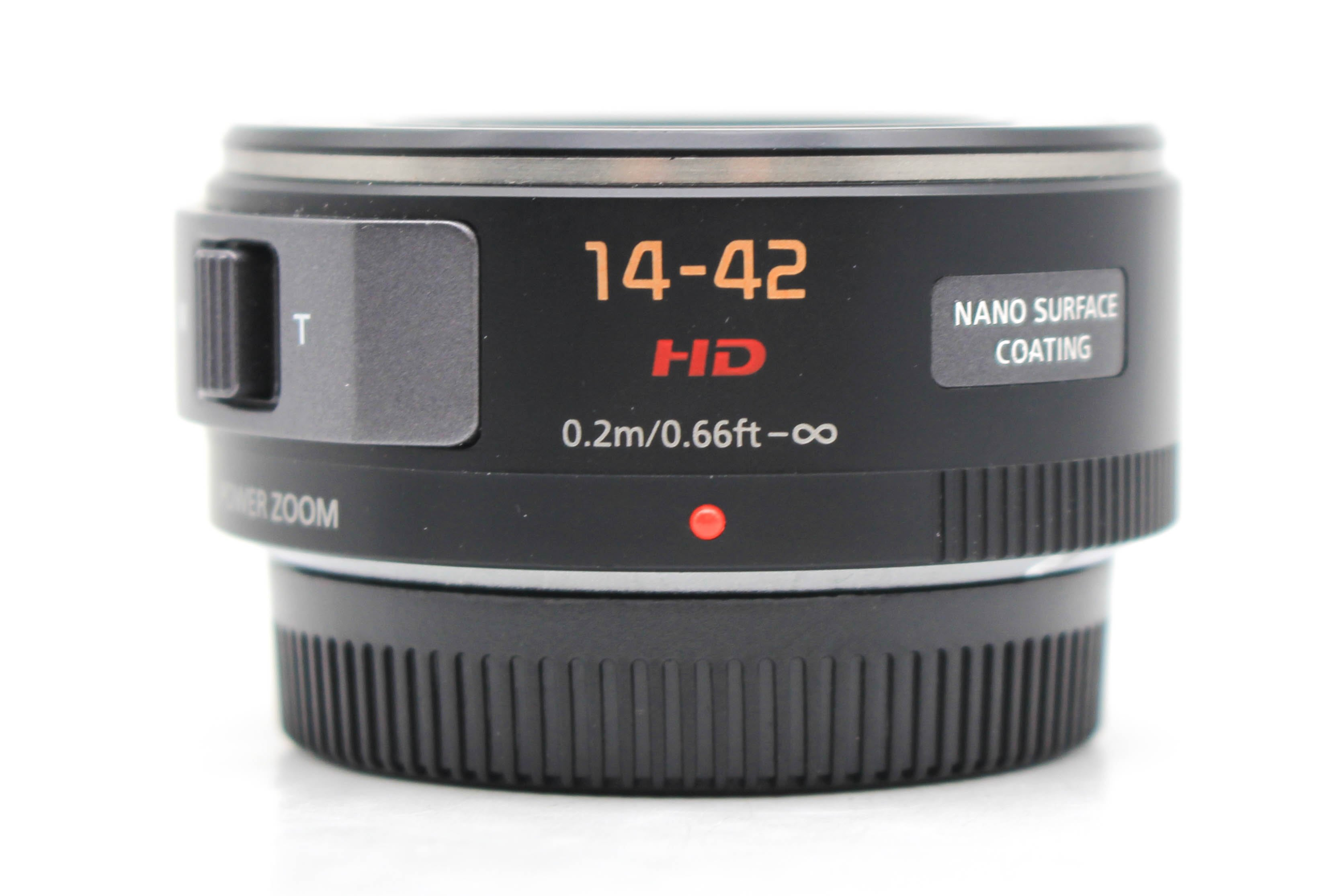 【高雄青蘋果3C】Panasonic LUMIX G VARIO 14-42mm f3.5-5.6 MEGA#47167