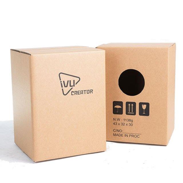 ☆唐尼樂器︵☆ iVU Creator CC-01 Carton Cajon 紙箱鼓 木箱鼓