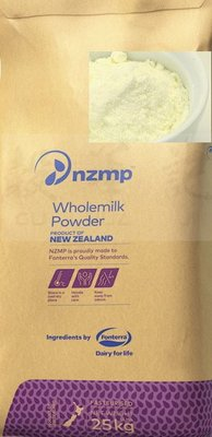 穀華記食品原料 恆天然安佳全脂奶粉 500g / 1kg / 5kg 分裝 / 25kg-原包裝