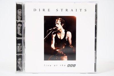 Dire Straits Live at the BBC 1995 英國版CD 少見