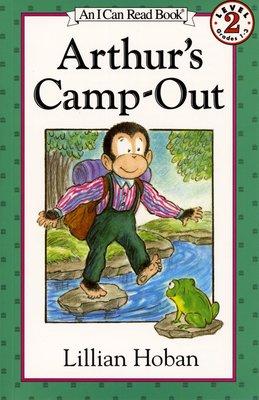 *小貝比的家*ARTHUR'S CAMP-OUT / L2/平裝/3~6歲//汪培珽--第四階段/運動 Sport