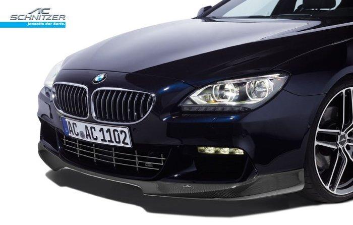 【樂駒】AC Schnitzer BMW 6er F06 前格柵 進氣 亮面 改裝 套件 外觀 空力