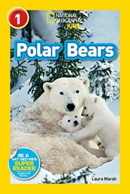*小貝比的家*POLAR BEARS /NG READERS/平裝/7~12歲