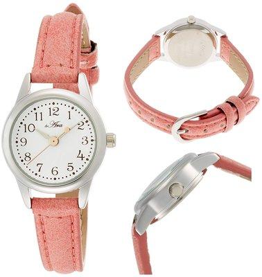 日本正版 Fieldwork FSC026-E 腕錶 女錶 女用 手錶 粉紅色 日本代購