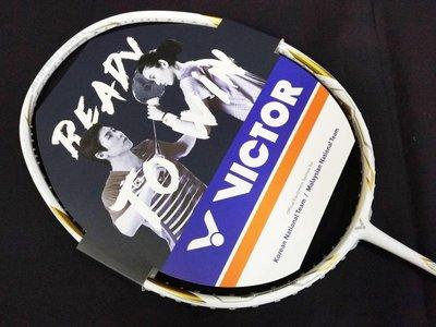 宏亮 免運附發票 VICTOR 勝利 羽球拍 JETSPEED S T1 羽毛球拍 極速 速度 珍珠瓷白 JS-T1