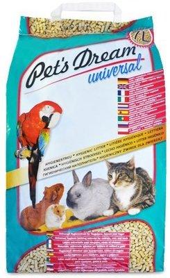Ω永和喵吉汪Ω-【一包可超取】德國JRS~Pets Dream高效能環保粗粒木屑砂 7L 崩解式貓砂~類似藍標~可倒馬桶 新北市