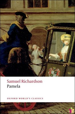 [文閲原版]帕梅拉(牛津世界經典系列)英文原版 Pamela (Oxford Worlds Classics)