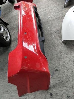 CIVIC 8 K12 Type-R 後保桿 PP塑膠材質