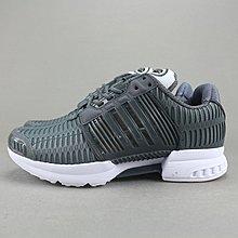 D-BOX  adidas originals CLIMA COOL 1 輕跑 跑步鞋 網面 緩震 透氣 淺墨色