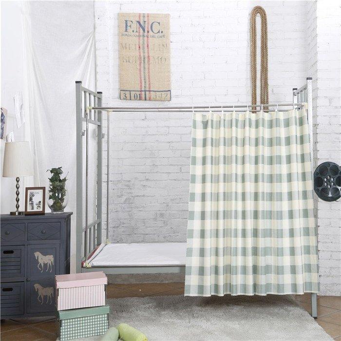 創意 居家裝飾 灰色窗簾短簾成品布房間隔斷短簾出租房簡易小窗戶