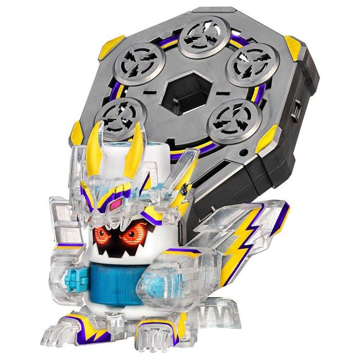 現貨 正版 TAKARA TOMY 射擊覺醒 激鬥瓶蓋人 瓶蓋超人 BOT-07 BOT07 牛奶雷神 8連射 全新