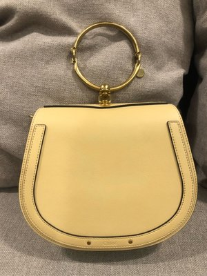 全新Chloe nile 手鐲包包 中款
