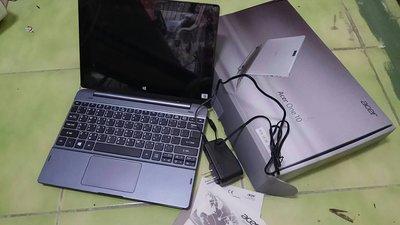 拆封品 Acer 宏碁 Aspire One S1002-17GF 二合一 10吋 平板 筆電 桃園市